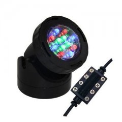 LAMPA LED  QL39 RGB